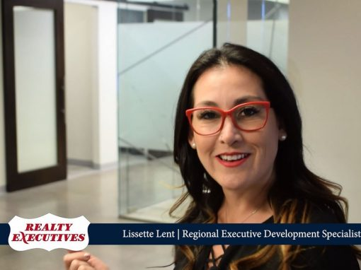 Lissette Lent, Regional Executive Development Specialist – Realty Executives Phoenix