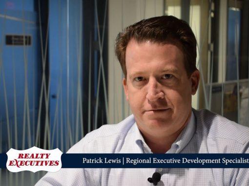 Patrick Lewis, Regional Executive Development Specialist