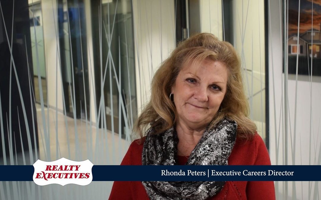 Rhonda Peters, Executive Careers Director – Realty Executives Phoenix