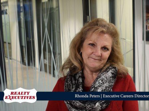Rhonda Peters, Executive Careers Director – Realty Executives Phoenix